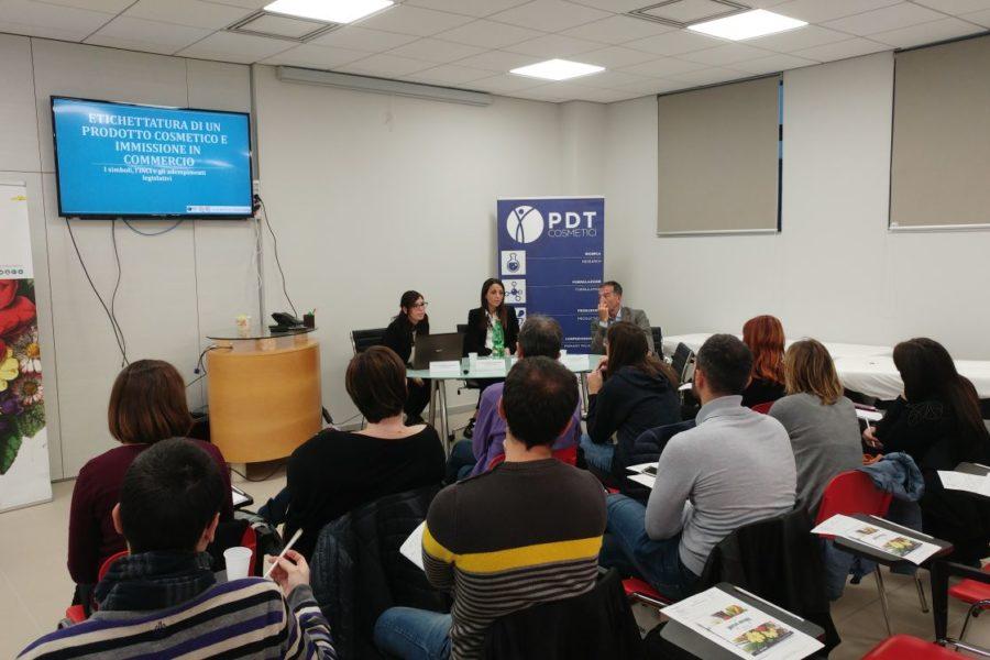 Seminario di Fitocosmesi in collaborazione con l'Associazione Biologi Ambientalisti Pugliesi