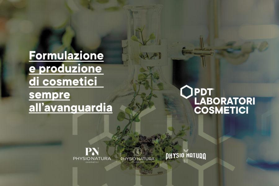 PDT Laboratori Cosmetici a Milano per Connext, l'evento di Confindustria
