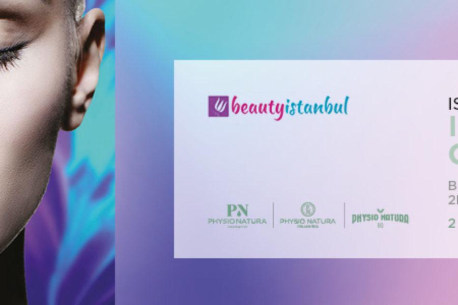 PDT VOLA IN MEDIO ORIENTE, OSPITE DELLA FIERA BEAUTY INSTANBUL 2019