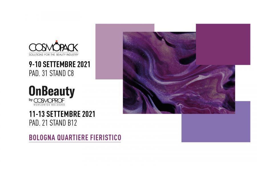 """PDT Laboratori Cosmetici parteciperà all'evento """"OnBeauty by Cosmoprof"""""""
